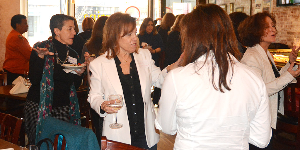 Our Featured March Event, Dating After Divorce, Was a Fun, Inspiring and Unforgettable Evening