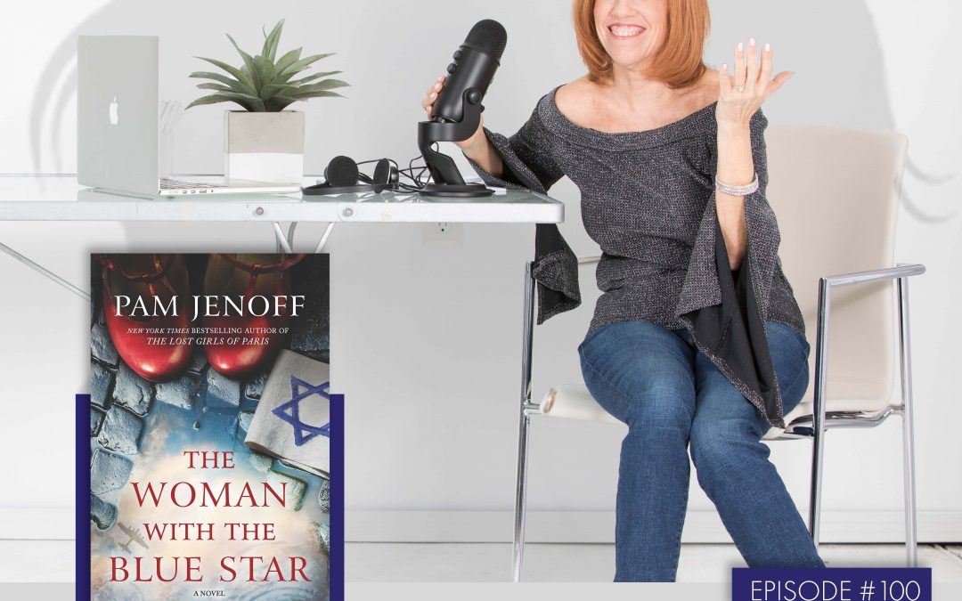 Pam Jenoff: Author 'The Woman with the Blue Star'